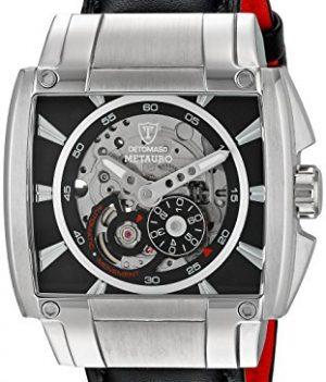 Detomaso Uhr | Automatikuhr | Herrenuhr | armbanduhr mit sekundenzeiger