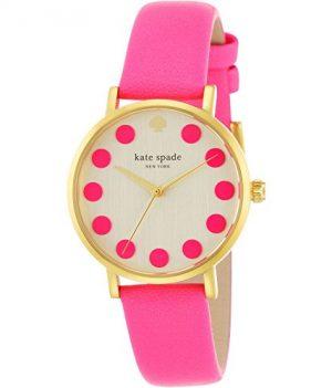 Kate Spade | Armbanduhr Kate Spade | Damenuhr Kate Spade | farbauffällige damenuhr