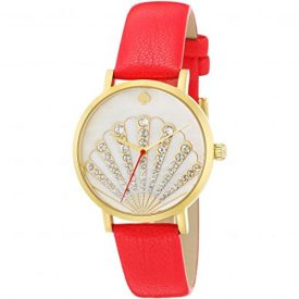 Kate Spade | Armbanduhr Kate Spade | Damenuhr Kate Spade | rote armbanduhr damen
