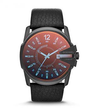 Armbanduhr   weltzeituhr   schwarze Armbanduhr