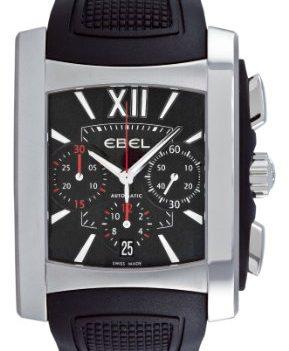 Ebel Uhr | armbanduhr mit schwarzem Ziffernblatt | dunkle Armbanduhr | schwarze Armbanduhr