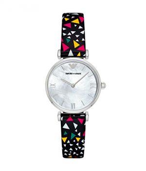 Emporio Armani Uhr | Damenuhr Emporio Armani | Armbanduhr mit buntem Armband