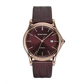 Emporio Armani Uhr | herrenuhr Emporio Armani | Rote herrenuhr | Armbanduhr Rot
