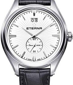 Eterna Uhr | Herrenuhr Eterna | Herrenuhr mit weißem Zifferblatt