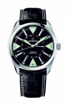 Eterna Uhr | Herenuhr Eterna | Automatikuhr Herren | XXL Armbanduhr
