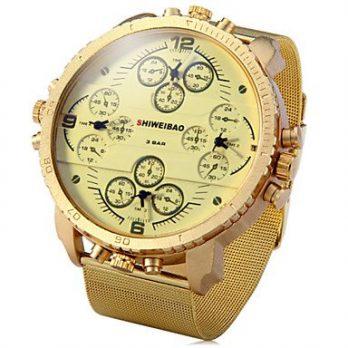 militäruhr | herren armbanduhr | 3 zeitzonenuhr
