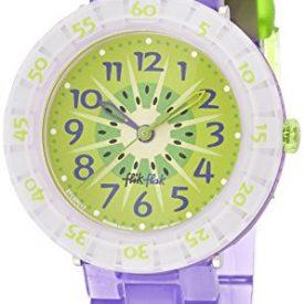 Kinderuhr | Kinderarmbanduhr | Flik Flak Uhr | Violett Kinderuhr | Lila Kinderuhr