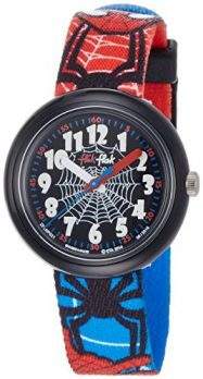 Flik Flak Spiderman Kinderuhr | Flik Flak Uhr | Kinderuhr Spiderman | Jungenuhr Spiderman