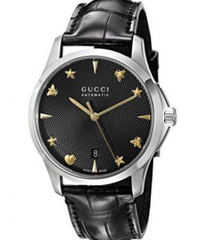 Gucci Uhr | Damenuhr Gucci | schwarze armbanduhr