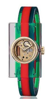 Gucci Uhr | Damenuhr | herrenuhr | style Armbanduhr | auffällige armbanduhr | bunte armbanduhr