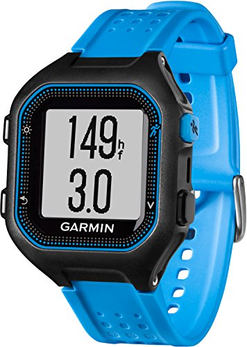 blaue sportuhr | fitness tracker
