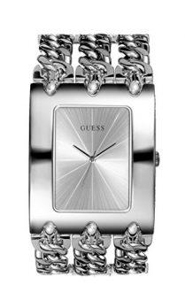 Guess Damenuhr | Guess Armbanduhr | Damenuhr Edelstahl