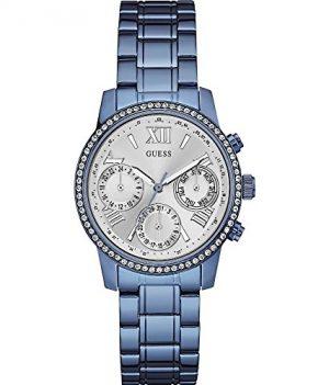 Guess Damenuhr | Armbanduhr Guess | Blaue Damenuhr