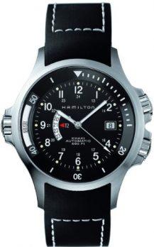 Hamilton Uhr | herrenuhr Hamilton | schwarze armbanduhr