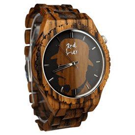 holzuhr | Armbanduhr Holz