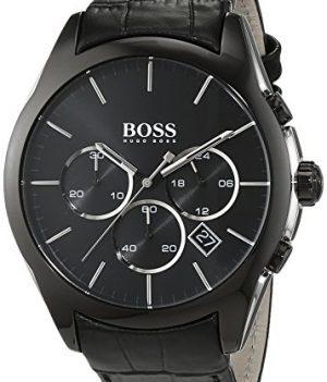 hugo boss uhr | armbanduhr hugo boss herren | schwarze Herrenuhr |