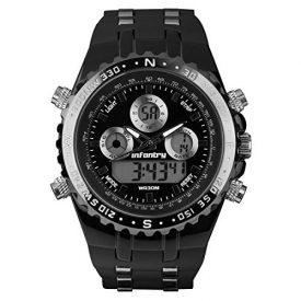schwarze fliegeruhr | armbanduhr fliegeruhr