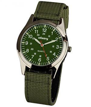 militäruhr | armbanduhr grün