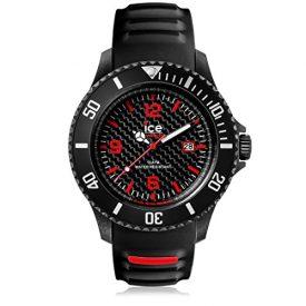Ice watch uhr   armbanduhr ice watch   herrenuhr ice watch   armbanduhr für junge   schwarze Armbanduhr jungs