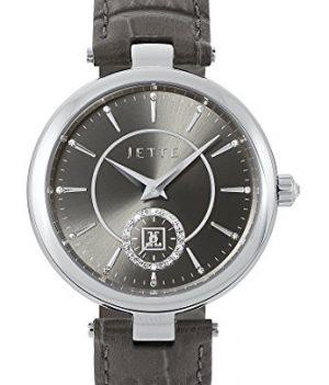 Jette Uhr | Armbanduhr Jette | Damenuhr Jette | graue Armbanduhr Damen