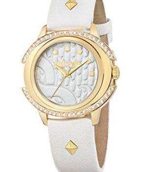 Just Cavalli Uhr | Armbanduhr Just Cavalli | damenuhr Just Cavalli | Armbanduhr damen mit weiß