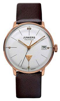 Junkers Armbanduhr | Junkers Uhr | Damenuhr Junkes | Leder damen uhr