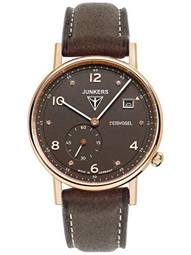 Damenuhr | Lederarmbanduhr damen | Junkers Uhr | Junkers Armbanduhr