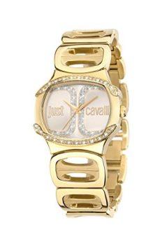 Just Cavalli Uhr | Armbanduhr Just Cavalli | Damenuhr farbe gold