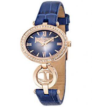 Just Cavalli Uhr | Armbanduhr Just Cavalli | Damenuhr blau | edelstahl blau armbanduhr damen