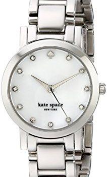 Kate Spade | Armbanduhr Kate Spade | Damenuhr Kate Spade | Edelstahl armbanduhr damen