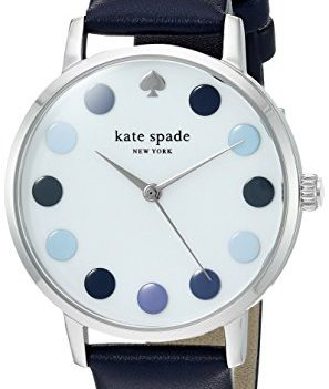 Kate Spade | Armbanduhr Kate Spade | Damenuhr Kate Spade | blaue armbanduhr damen