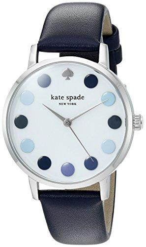 Kate Spade   Armbanduhr Kate Spade   Damenuhr Kate Spade   blaue armbanduhr damen