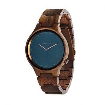 Holzarmbanduhr  | Kerbholz Uhr | ArmbanduhrKerbholz  |
