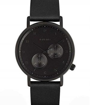 Komono Uhr   Armbanduhr Komono   schwarze armbanduhr