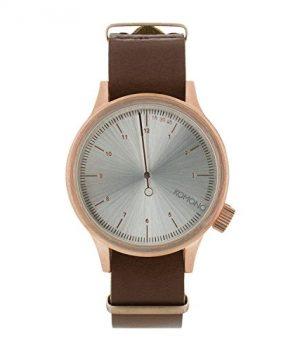 Komono Uhr   Armbanduhr Komono   Damenuhr Komono   braune herrenuhr