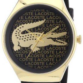 Lacoste Uhr | Armbanduhr Lacoste| Damenuhr Lacoste | schwarze damenuhr