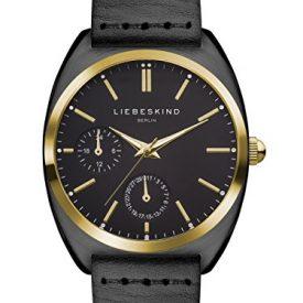 Liebeskind Uhr | Armbanduhr Liebeskind | Damenuhr Liebeskind | schwarze damenuhr | armbanduhr schwarz