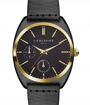 Liebeskind Uhr   Armbanduhr Liebeskind   Damenuhr Liebeskind   schwarze damenuhr   armbanduhr schwarz