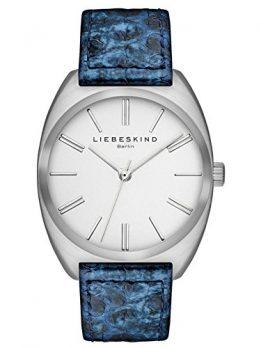 Liebeskind Uhr | Armbanduhr Liebeskind | Damenuhr Liebeskind  | Blau-graue damen armbanduhr | armbanduhr blau-grau