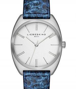 Liebeskind Uhr   Armbanduhr Liebeskind   Damenuhr Liebeskind   Blau-graue damen armbanduhr   armbanduhr blau-grau