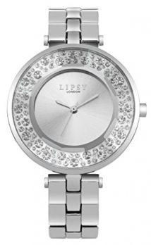 Lipsy Uhr | Armbanduhr Lipsy | Damenuhr Lipsy  | silber damenuhr