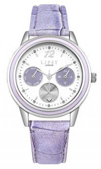 Lipsy Uhr | Armbanduhr Lipsy | Damenuhr Lipsy  | Armbanduhr lila | Damenuhr lila