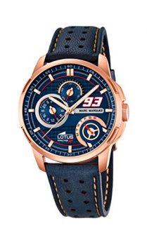 Lotus Uhr | Armbanduhr Lotus | Herrenuhr Lotus  | Blaue herrenuhr | armbanduhr herren blau