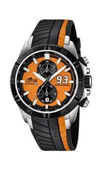Lotus Uhr | Armbanduhr Lotus | Herrenuhr Lotus  | Armbanduhr mit stoppfunktion