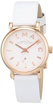 Marc Jacobs Uhr | Armbanduhr Marc Jacobs | Damenuhr Marc Jacobs | weiße armbanduhr | damen armbanduhr weiß