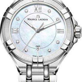 Maurice Lacroix Uhr | Armbanduhr Maurice Lacroix | Damenuhr Maurice Lacroix | Analoge Damenuhr