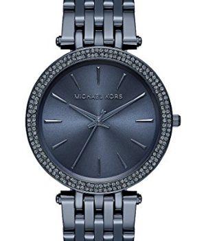 Michael Kors Uhr | Armbanduhr Michael Kors | Damenuhr Michael Kors | blaue damenuhr | dunkelblaue damenuhr | armbanduhr blau