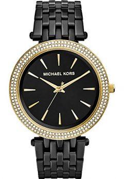 Michael Kors Uhr | Armbanduhr Michael Kors | Damenuhr Michael Kors | schwarze damenuhr | armbanduhr schwarz