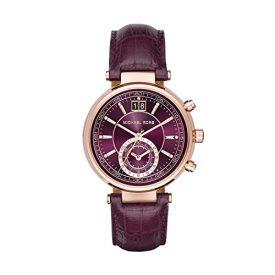 Michael Kors Uhr | Armbanduhr Michael Kors | Damenuhr Michael Kors | violette damenuhr | armbanduhr violett
