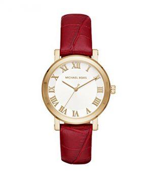 Michael Kors Uhr | Armbanduhr Michael Kors | Damenuhr Michael Kors | damenuhr rot | rote armbadnuhr damen